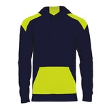 Navy/Safety Yellow