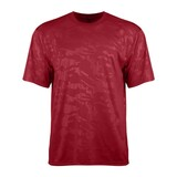 Red MonoCam Embossed