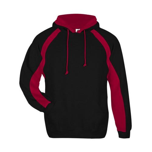 Black/Red 0247