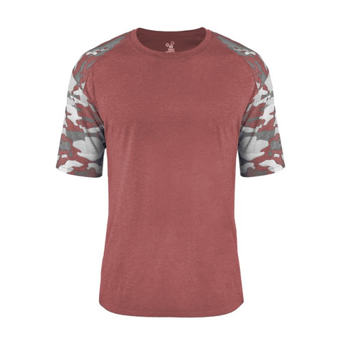 Red Heather/Red Vintage Camo