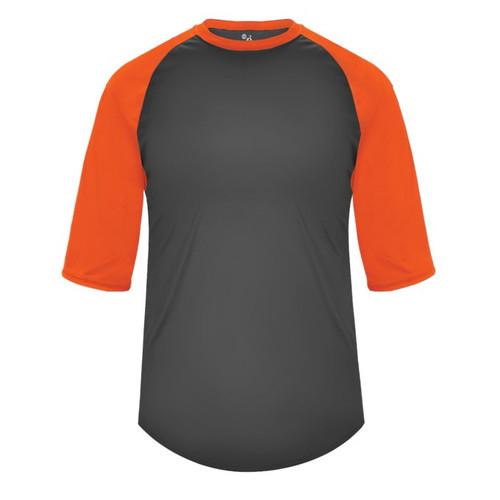 Graphite/Burnt Orange