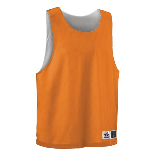 Burnt Orange/White