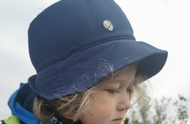 How our protective helmets make Louie feel safe