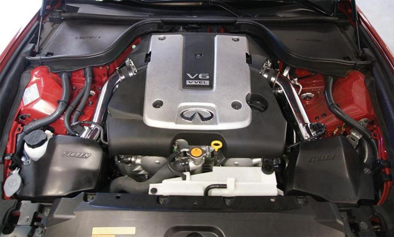 Stillen Gen 2 Short Ram Cold Air Intake For 2007 13 Infiniti G35 G37 Nissan 350z