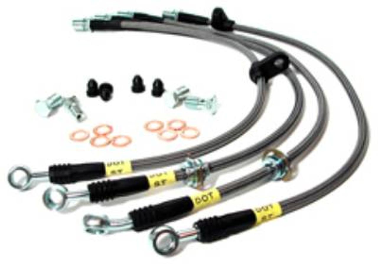 Stainless Steel Brake Line Kit 950.34507 StopTech