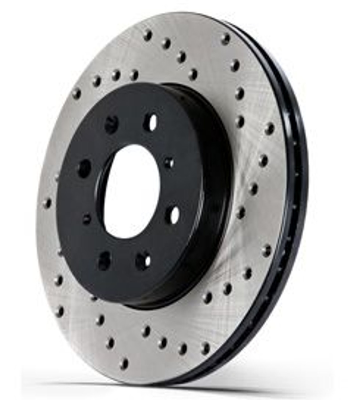For BMW F10 535i Front /& Rear Drilled /& Slotted Brake Disc Rotors StopTech