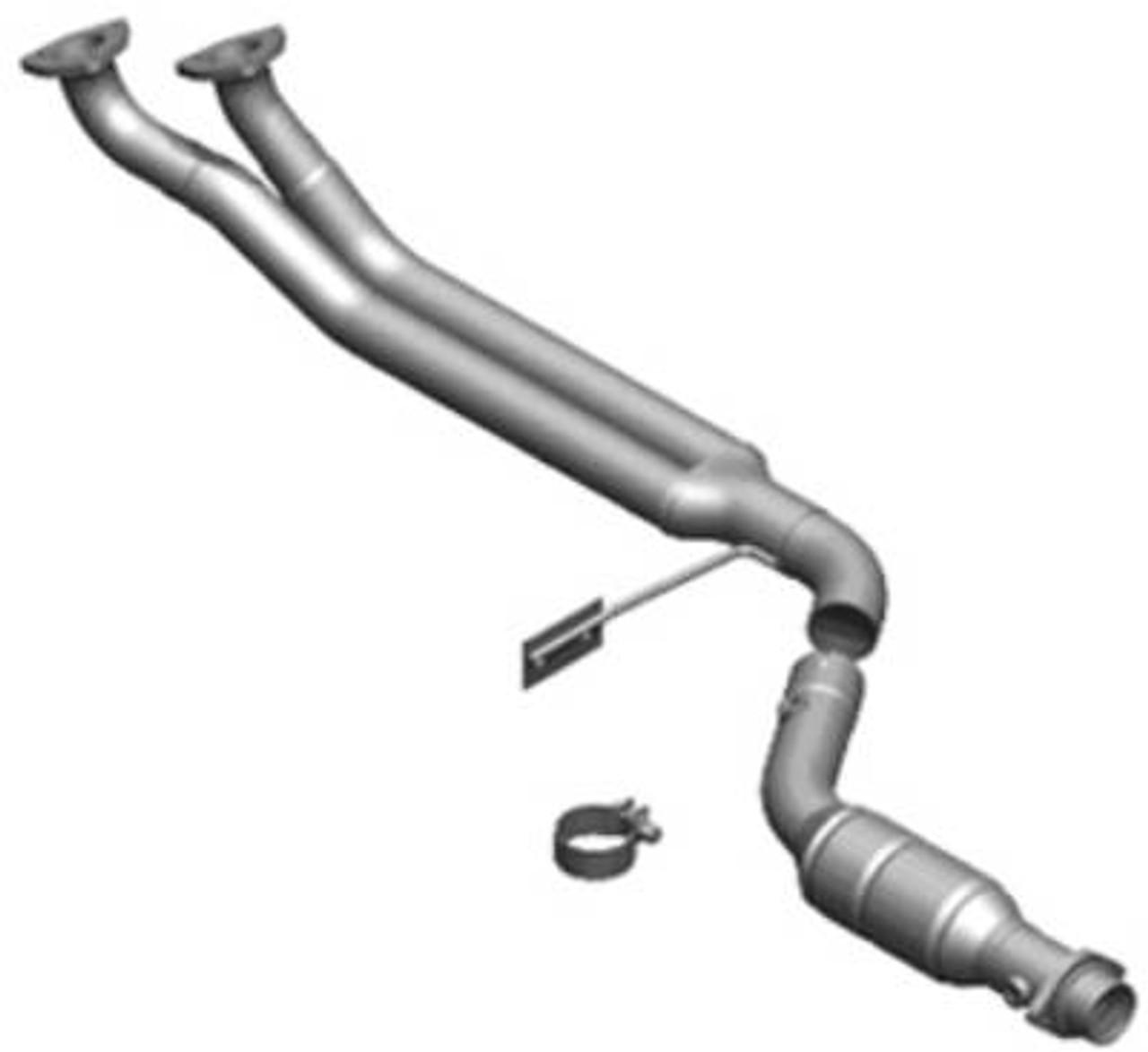 Magnaflow Catalytic Converter For 1997 98 Bmw Z3 2 8l E36 7 23992
