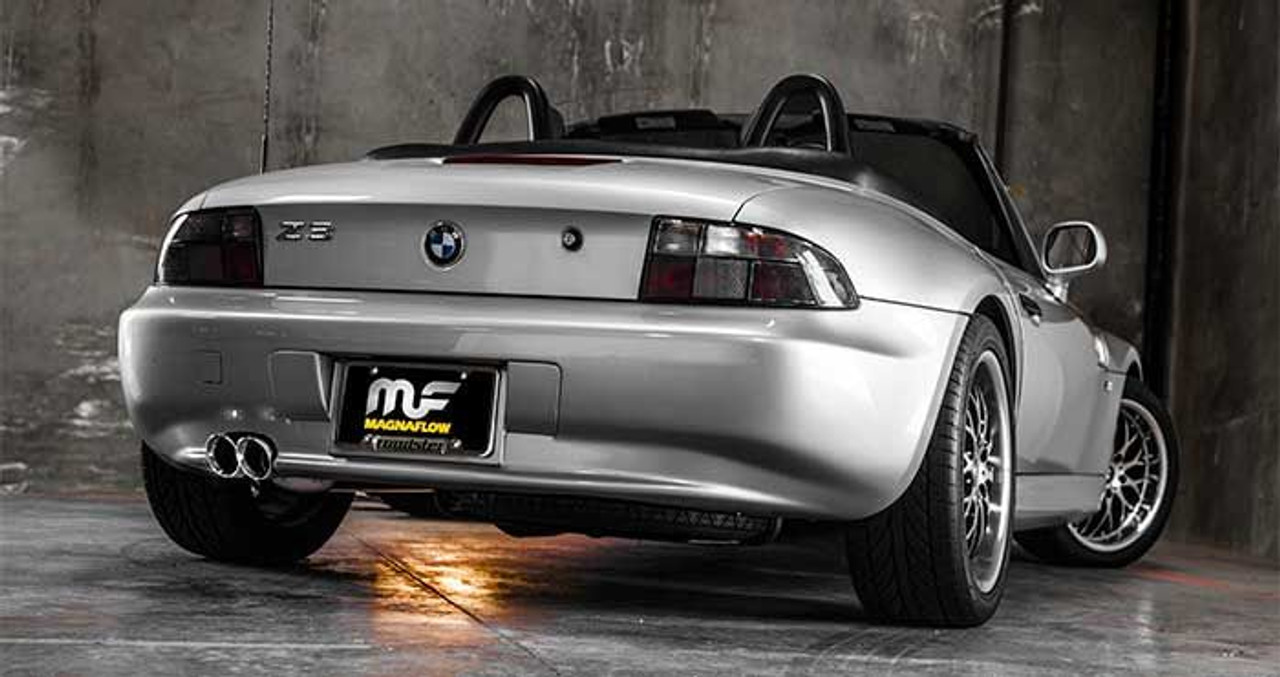 Magnaflow Cat Back Exhaust For 1997 98 Bmw Z3 W 2 8l E36 7 16712