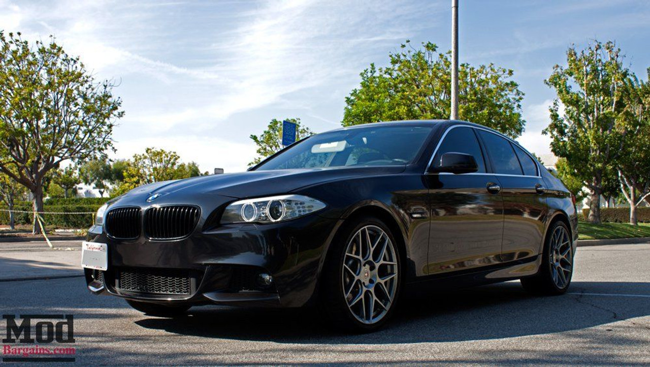M Sport Style Front Bumper For 2010 Bmw 5 Series F10
