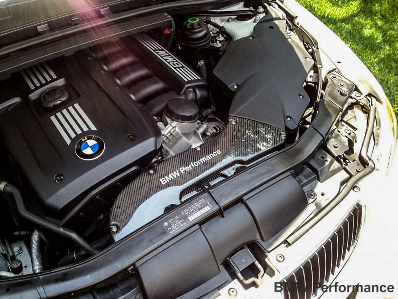 Bmw Performance Carbon Intake For 2006 12 325i 328i Xi 330i E90 E91 E92 E93 13720444751