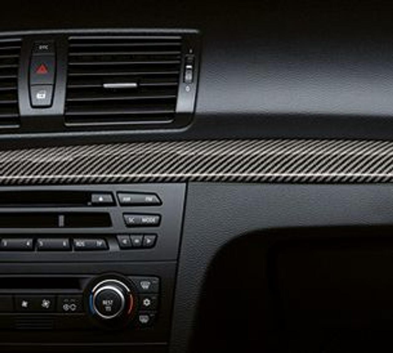 Bmw Performance Carbon Fiber Interior Trim For 2008 12 Bmw 1 Series E82 E88