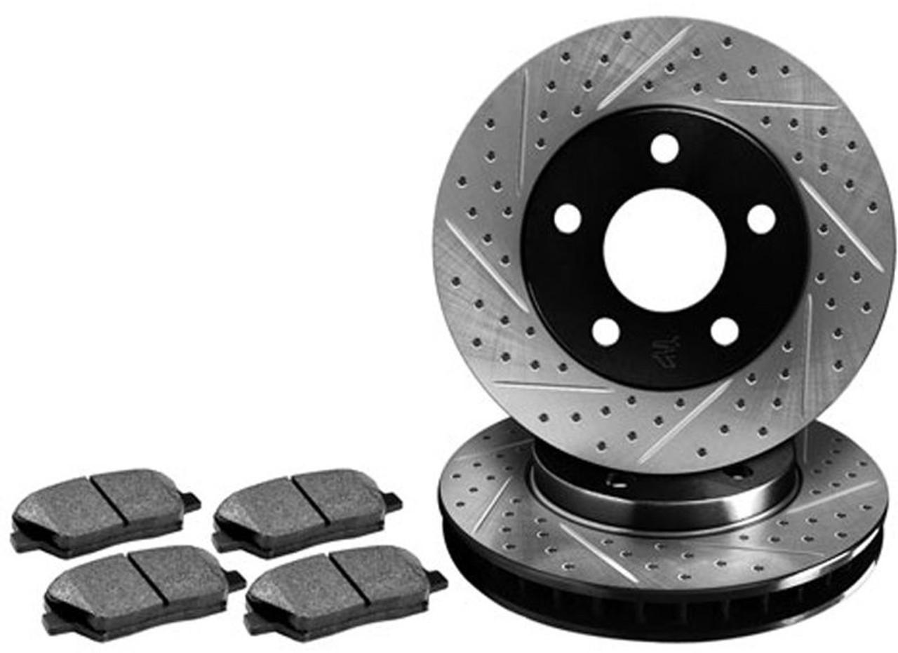 R1 Concepts O.E Quality Brake Pad Wear Sensor-Front