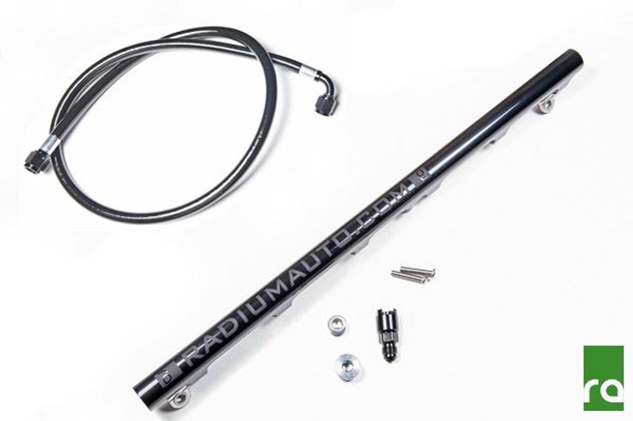 Radium Fuel rail Kit BMW S54 OEM Config M3//Z3//Z4 20-0070-00