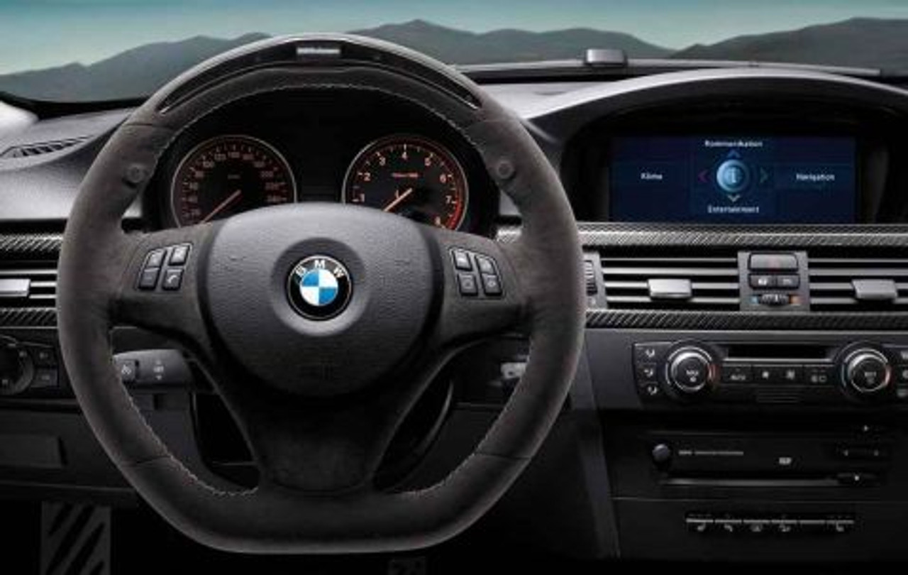 Bmw Performance Electronic Steering Wheel For 2008 12 1 3 Series M3 Manual Auto E82 E90