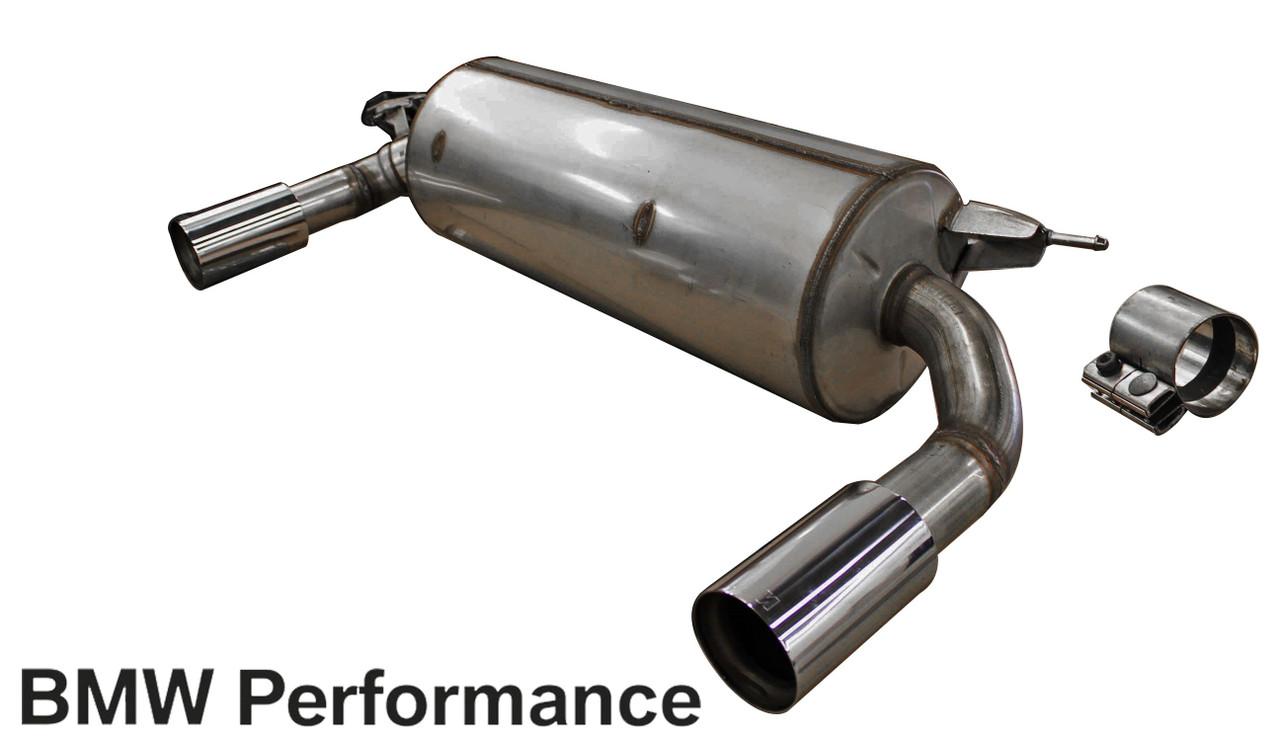 Bmw M Performance Exhaust For 2015 Bmw M235i M240i F22 18302286673