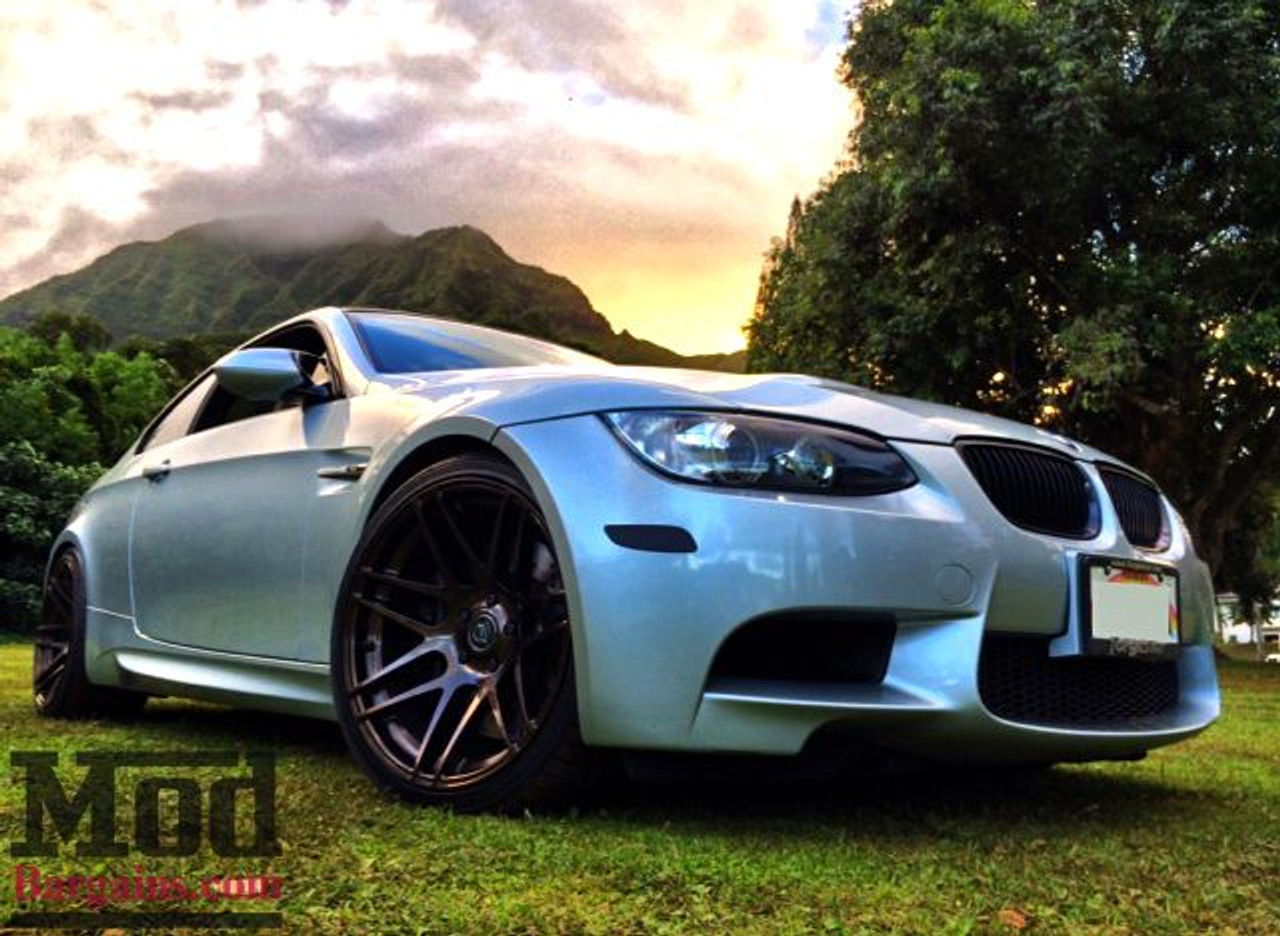 **Eibach Pro-Kit Lowering Springs for 2007-13 BMW 3-Series ...