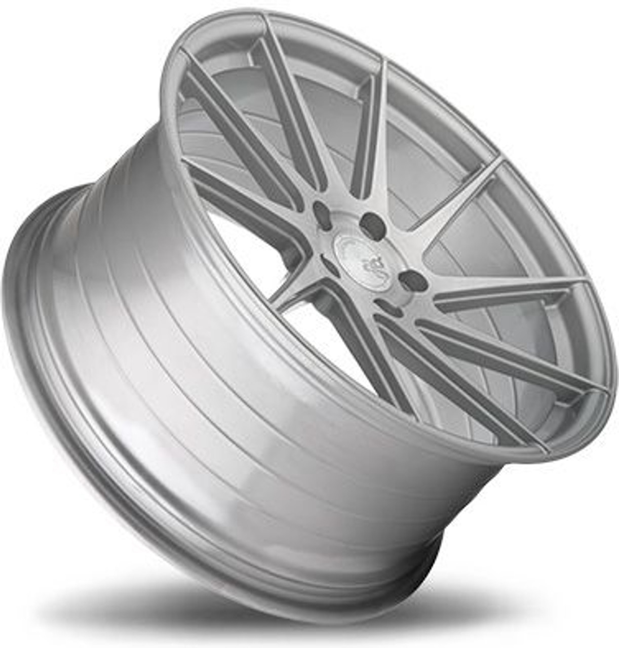 Liquid Silver Avant Garde M621 Wheels in Liquid Silver for Audi 19in/20in 5x112mm