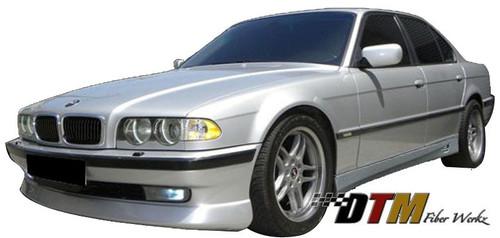 Front BUMPER COVER Primed for 1995-2001 BMW 740i 1995-2001 BMW 740iL 1995-2001 BMW 750iL