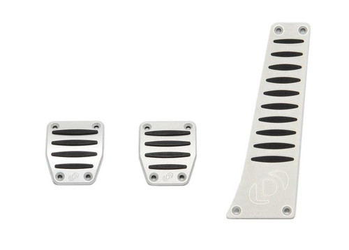 Dinan Pedal Cover Set for BMW Manual Transmission