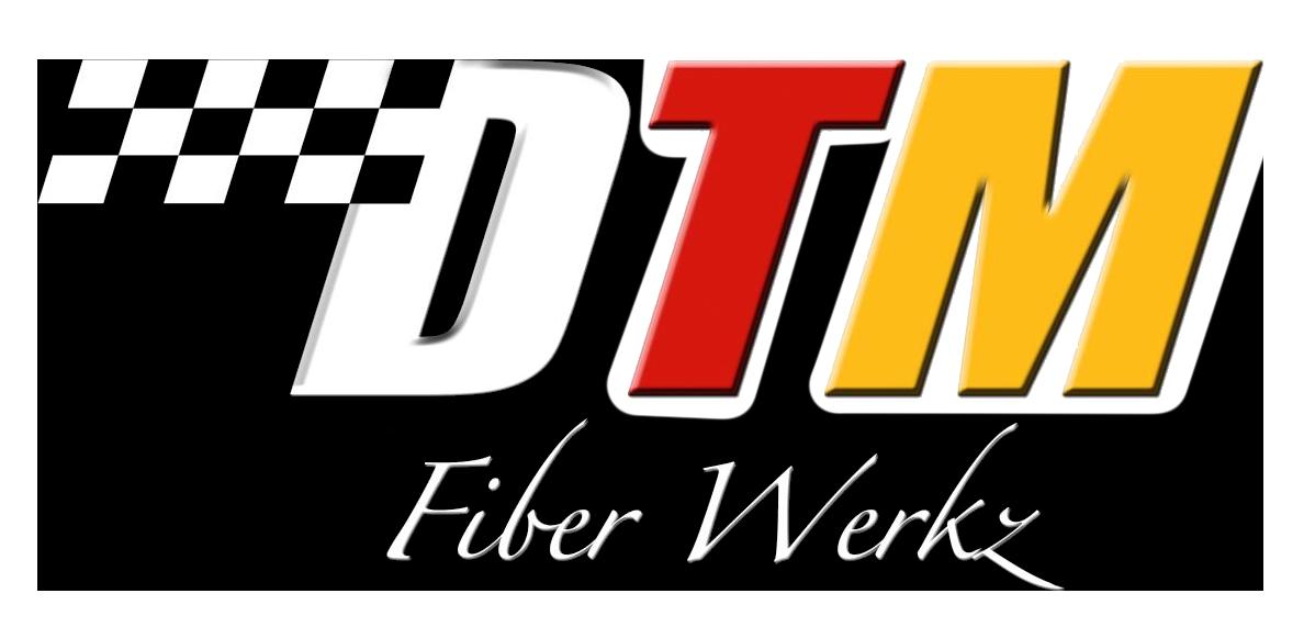 DTM FiberWerkz Parts