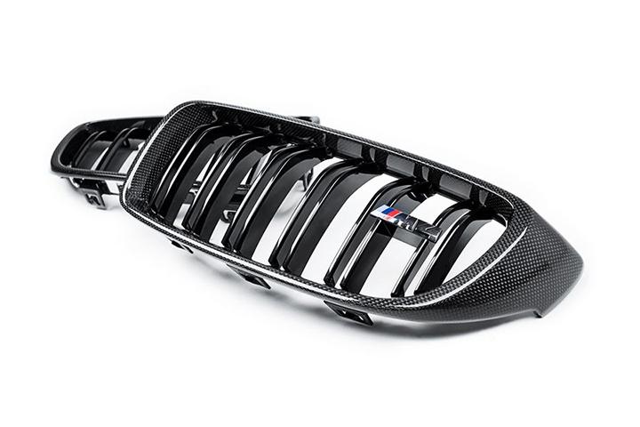 ModBargains BMW Carbon Fiber Kidney Grilles