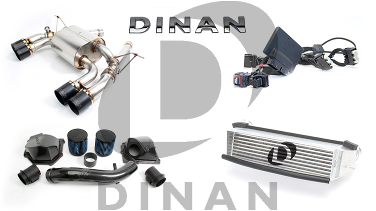 Dinan Power Packages