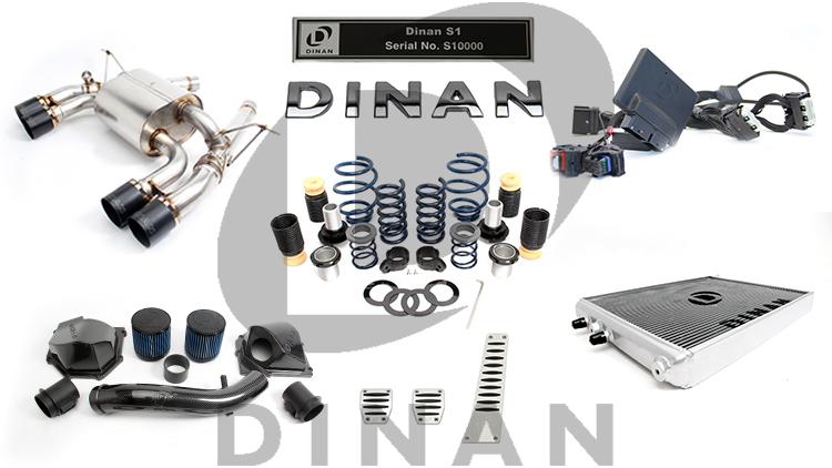 Dinan Signature Packages