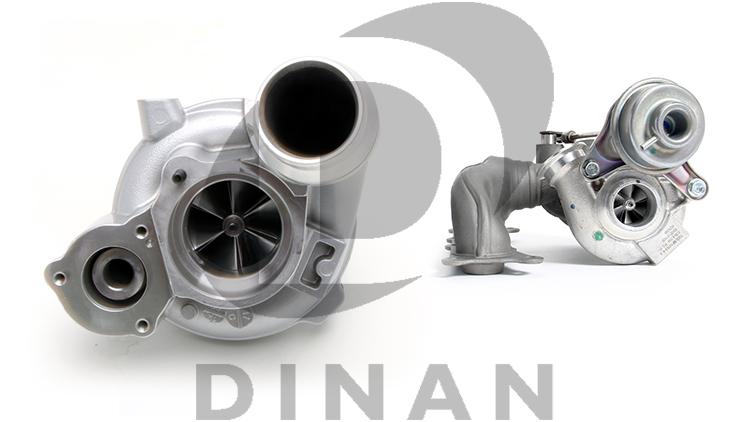 Dinan Turbo Upgrades