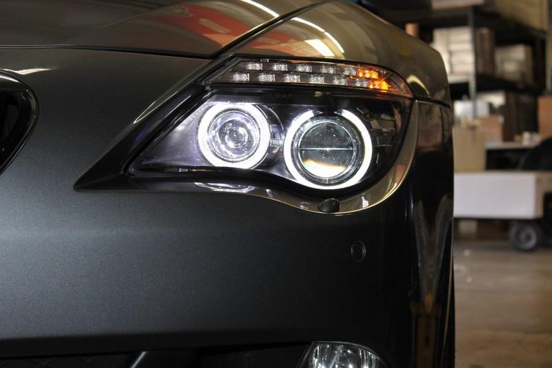 LED Angel Eye Bulbs by City Vision Lighting (E39/E53/E60/E63/E65)