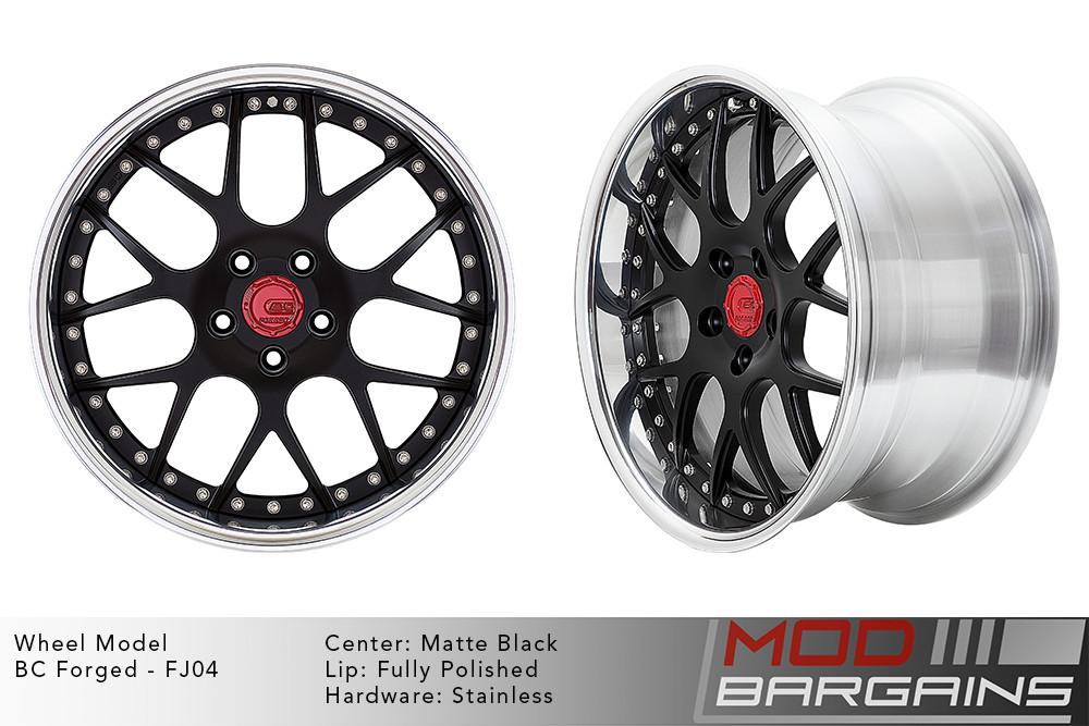 BC Forged Modular FJ04 Wheels Modbargains