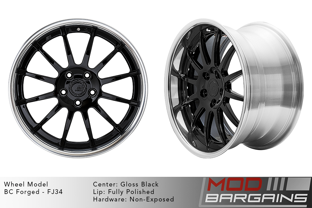 BC Forged Modular FJ34 Wheels Modbargains