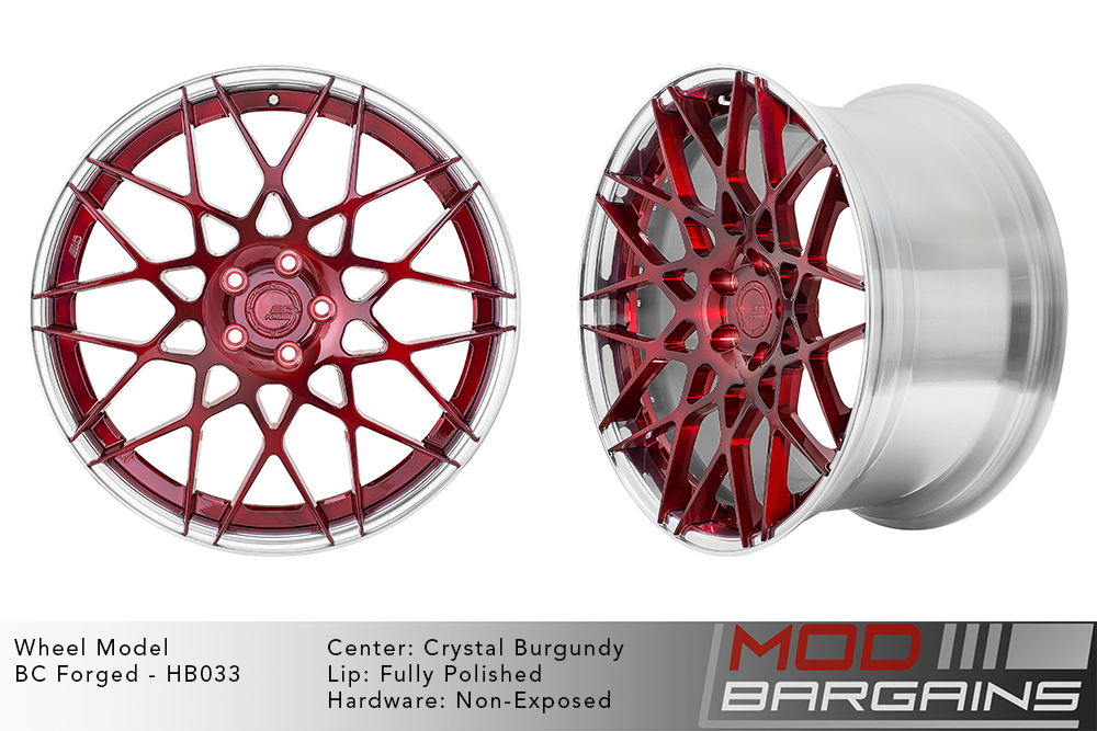 BC Forged Modular HB033 Wheels Modbargains