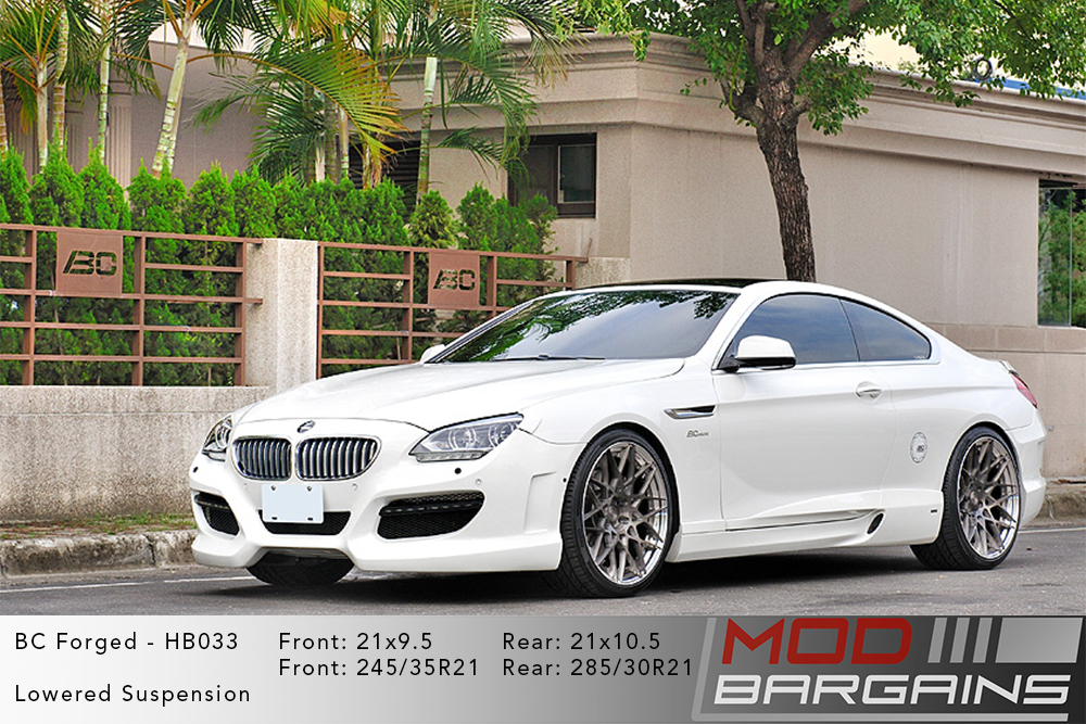 BMW F13 650i BC Forged HB033 Wheels ModBargains