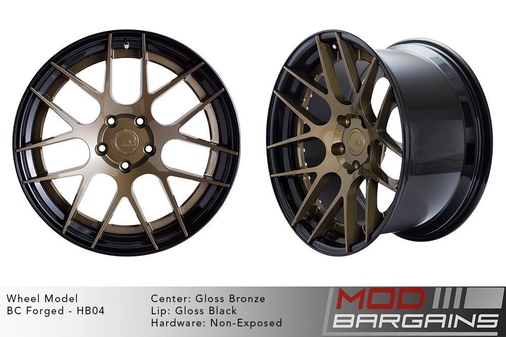 BC Forged Modular HB04 Wheels Modbargains