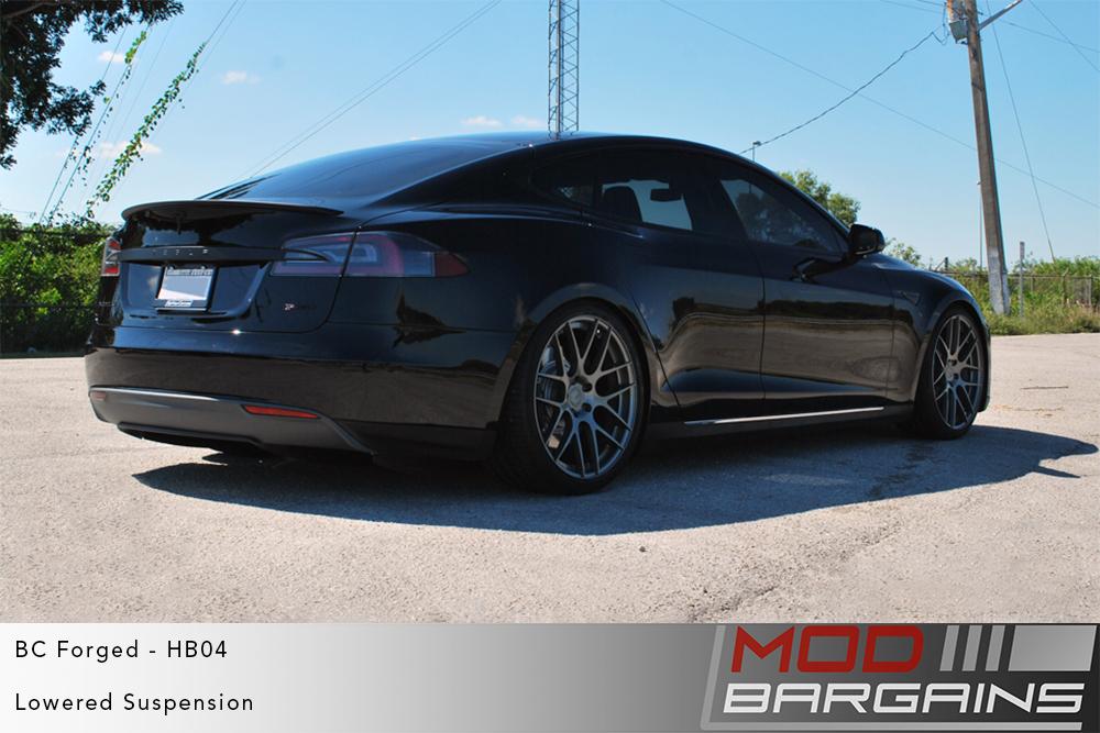 Tesla Model S BC Forged HB04 Wheels ModBargains