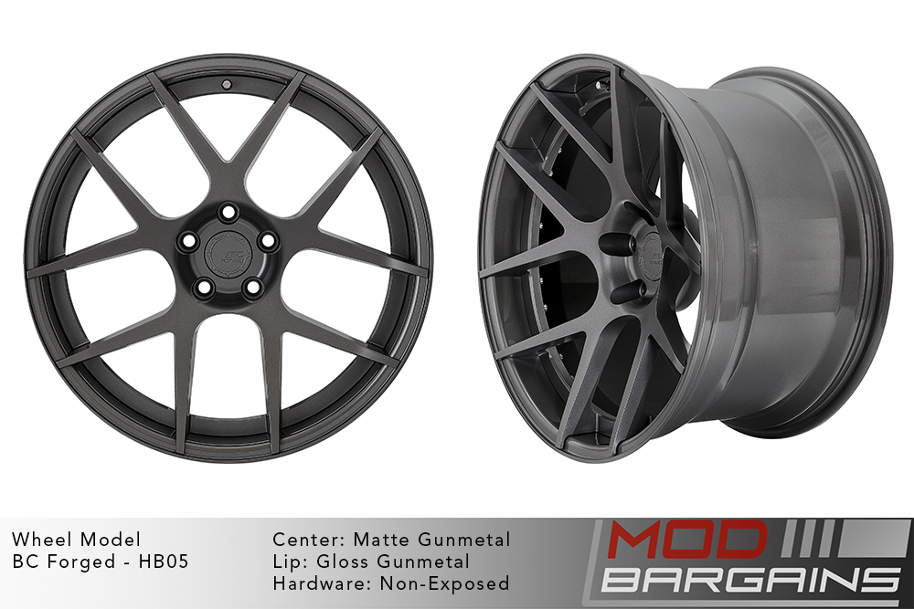 BC Forged Modular HB05 Wheels Modbargains