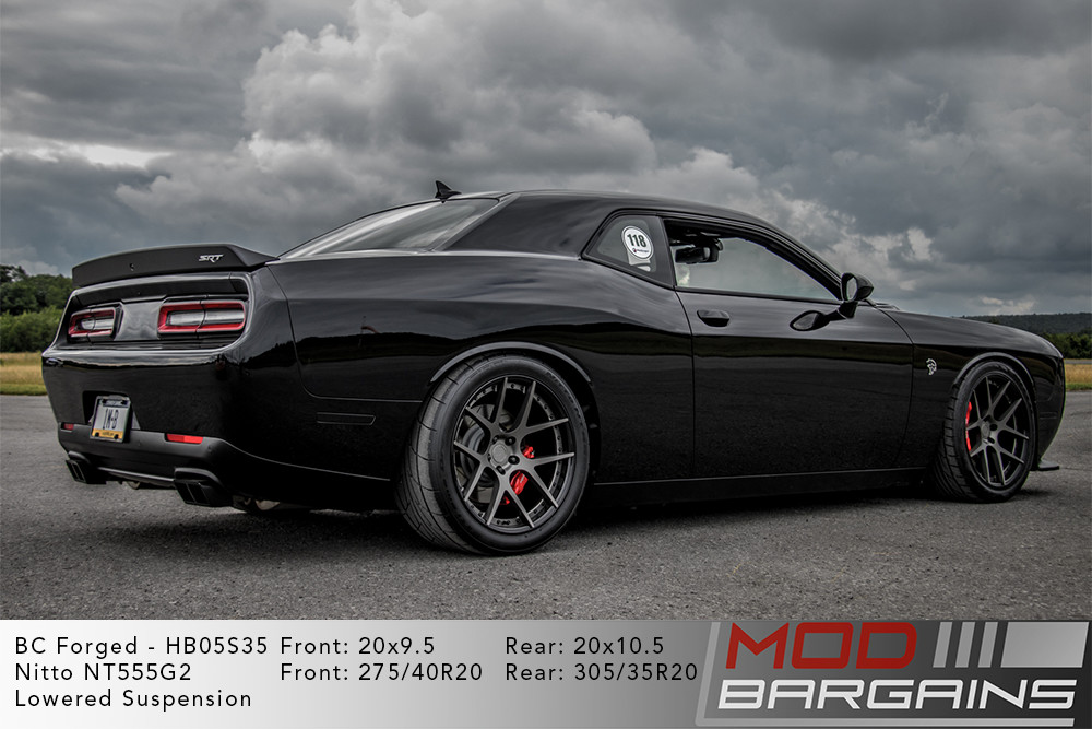 Dodge Challenger Hellcat BC Forged HB05 Wheels ModBargains
