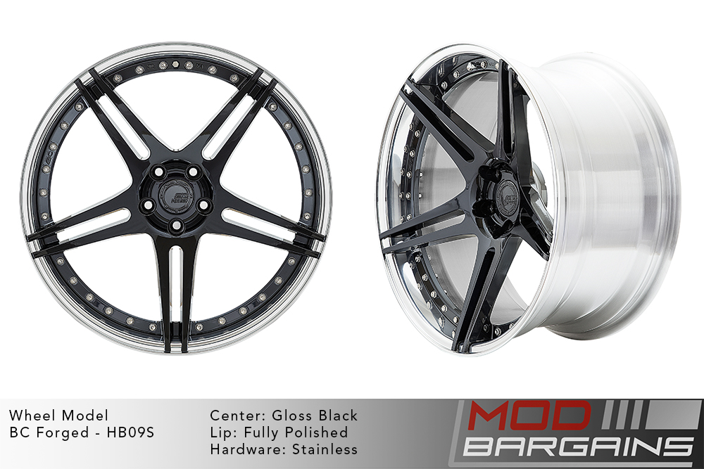 BC Forged Modular HB09 Wheels Modbargains