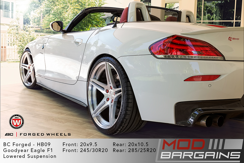 BMW E89 Z4 BC Forged HB09 Wheels ModBargains
