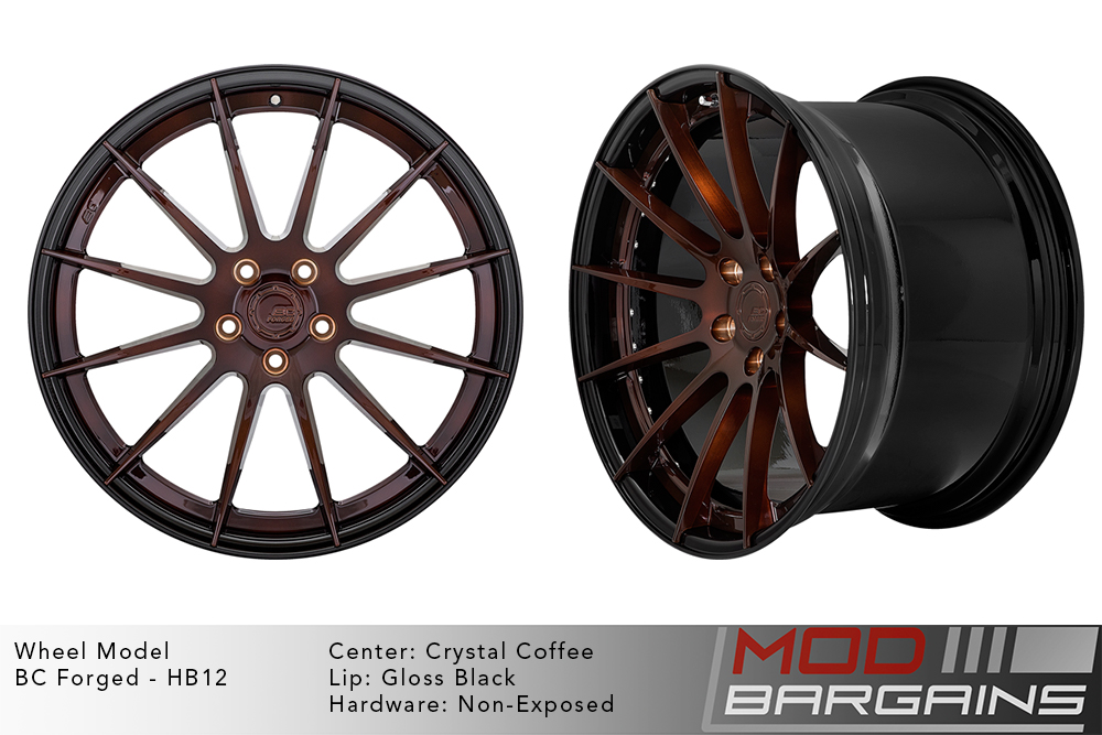BC Forged Modular HB12 Wheels Modbargains
