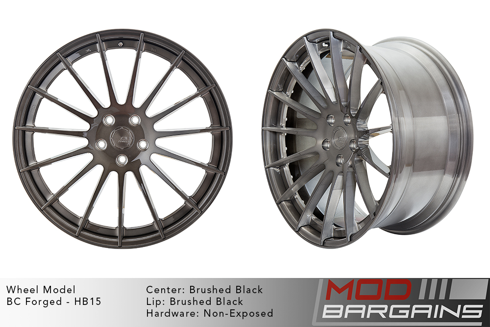 BC Forged Modular HB15 Wheels Modbargains