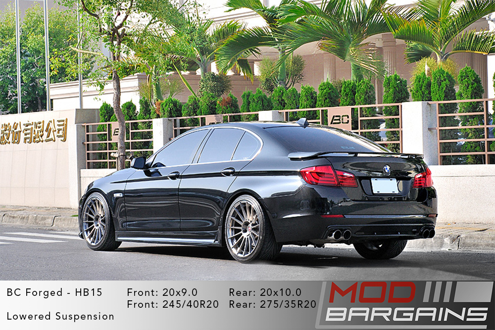 BMW F10 5-Series BC Forged HB15 Wheels ModBargains