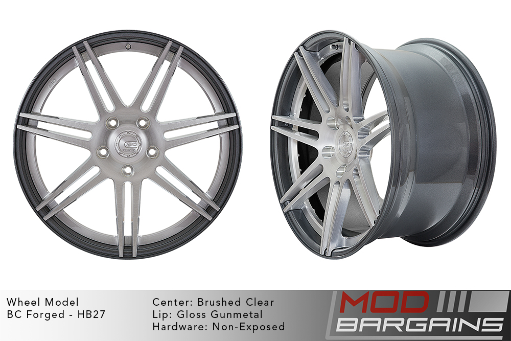 BC Forged Modular HB27 Wheels Modbargains