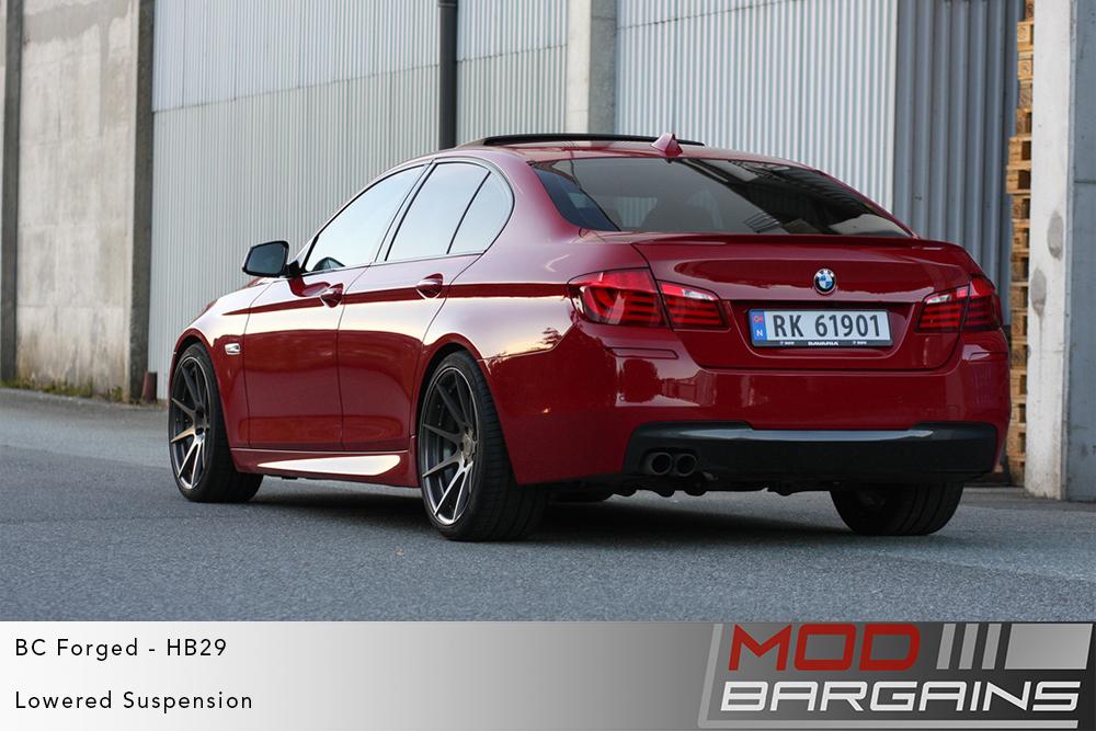 BMW F10 5-Series BC Forged HB29 Wheels ModBargains
