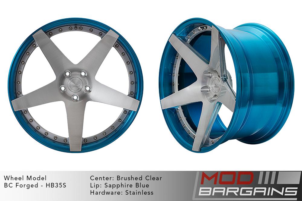 BC Forged Modular HB35 Wheels Modbargains