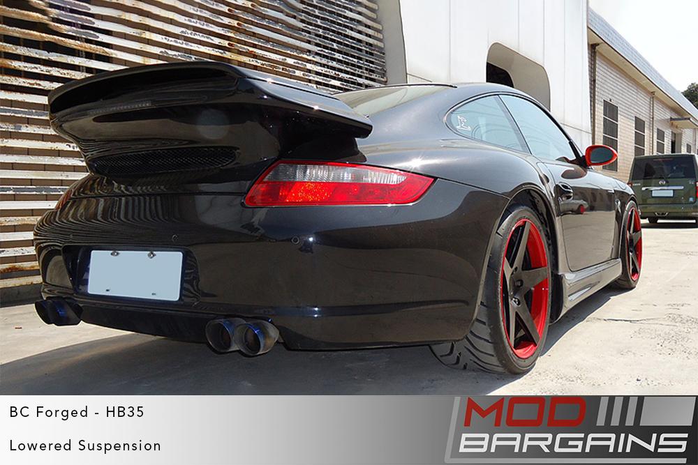 Porsche 997 911 BC Forged HB35 Wheels ModBargains