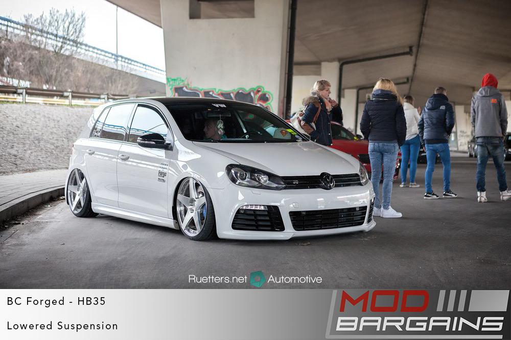 VW MK6 Golf R BC Forged HB35 Wheels ModBargains
