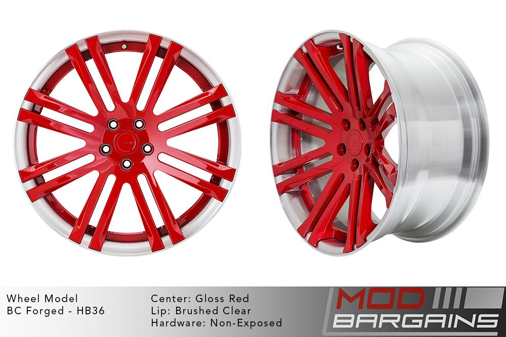 BC Forged Modular HB36 Wheels Modbargains