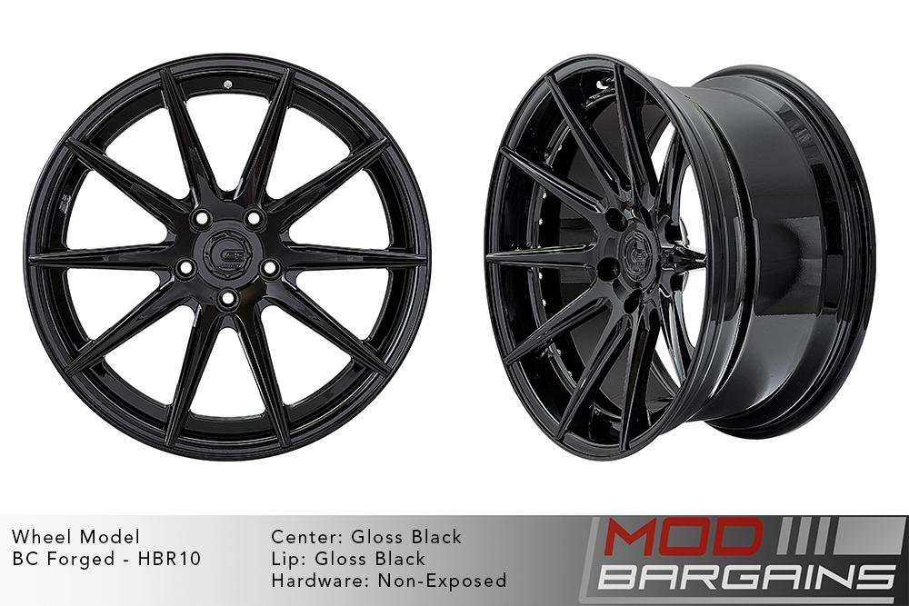 BC Forged Modular HBR10 Wheels Modbargains