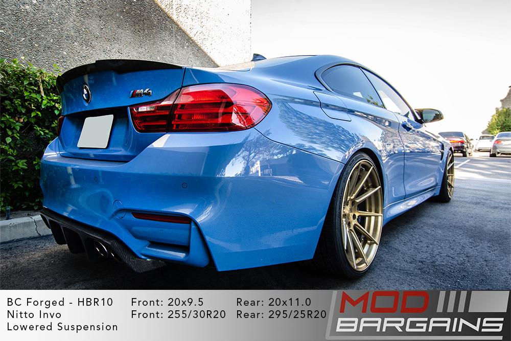 BMW F82 M4 BC Forged HBR10 Wheels ModBargains